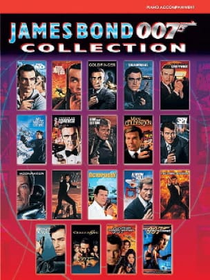 James Bond 007 collection - Partition - di-arezzo.fr