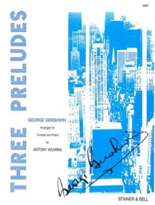 3 Préludes George Gershwin Partition Trompette - laflutedepan