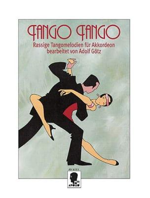 Tango Tango - Partition - Accordéon - laflutedepan.com