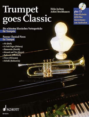 - Trumpet Goes Classic - Partition - di-arezzo.fr