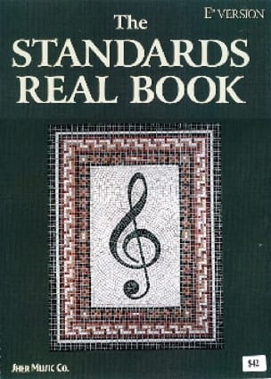 The Standards Real Book - Partition - di-arezzo.fr