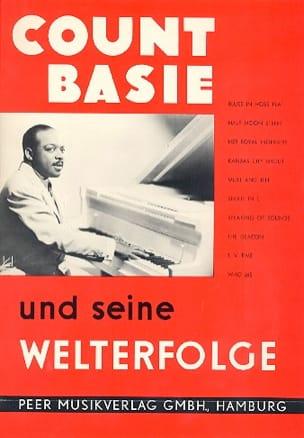 Count Basie - Count Basie Und Seine Welterfolge - Partition - di-arezzo.fr