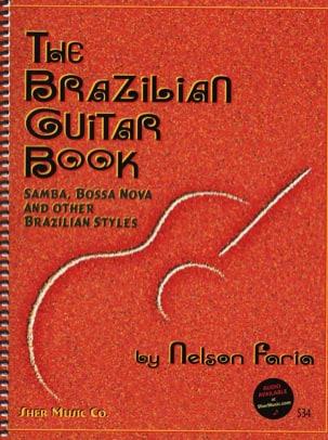 Nelson Faria - The Brazilian Guitar Book - Partition - di-arezzo.fr