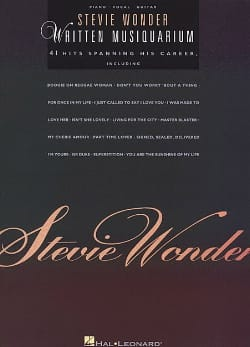 Written Musiquarium Stevie Wonder Partition Pop / Rock - laflutedepan