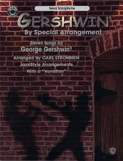 George Gershwin - Gershwin By Special Arrangement - Sheet Music - di-arezzo.com