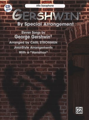 Gershwin By Special Arrangement George Gershwin Partition laflutedepan