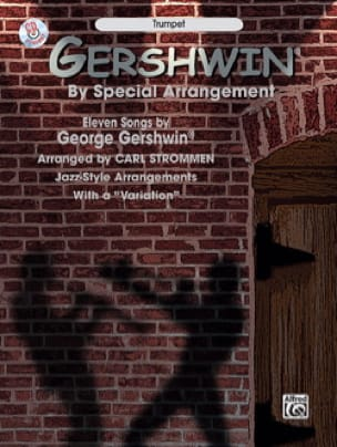 Gershwin By Special Arrangement - GERSHWIN - laflutedepan.com
