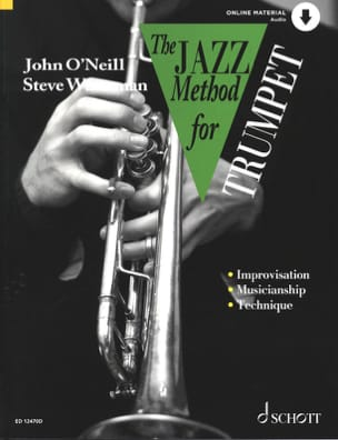 O' Neill John / Waterman Steve - The Jazz Method For Trumpet - Partition - di-arezzo.fr