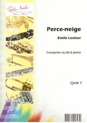 Emile Lesieur - Perce-Neige - Partition - di-arezzo.fr