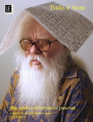Hermeto Pascoal - Tudo é Som - The Music Of Hermeto Pascoal - Partition - di-arezzo.fr