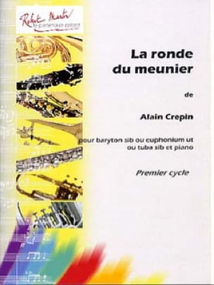 La Ronde du Meunier Alain Crepin Partition Tuba - laflutedepan