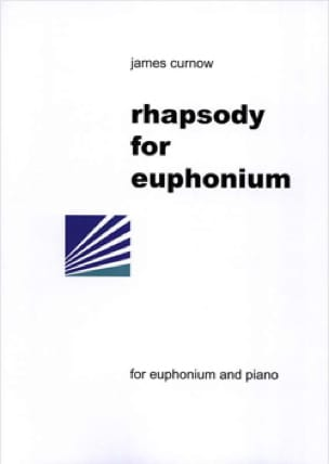 James Curnow - Rhapsody For Euphonium - Partition - di-arezzo.fr