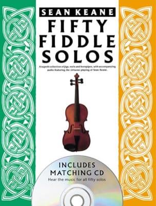 Fifty Fiddle Solos - Sean Keane - Partition - laflutedepan.com