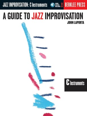 John Laporta - A Guide To Jazz Improvisation - Sheet Music - di-arezzo.com