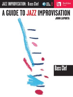 A Guide To Jazz Improvisation John Laporta Partition laflutedepan