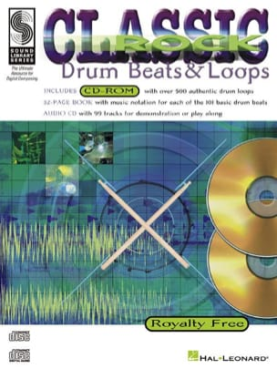 - Classic Rock Drum Beat Drum - Loops-Rom - Sheet Music - di-arezzo.co.uk