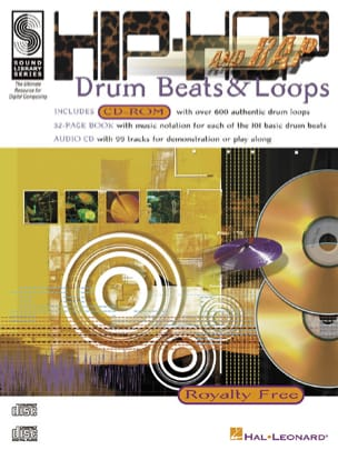 Scott Schroedl - Hip-Hop And Rap Drum Beats & Loops-Rom - Partition - di-arezzo.fr