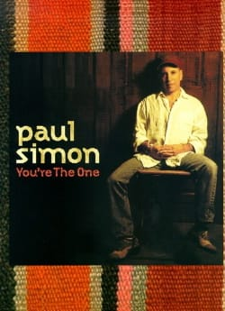 Paul Simon - You're The One - Sheet Music - di-arezzo.co.uk