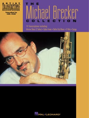 Michael Brecker - The Michael Brecker Collection - Partition - di-arezzo.fr