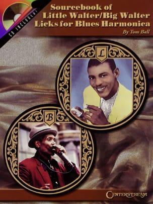 Sourcebook Of Little Walter Big Walter Licks For Blues Harmonica laflutedepan
