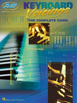 Kevin King - Keyboard Voicings The Complete Guide - Sheet Music - di-arezzo.co.uk