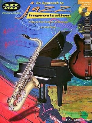 Dave Pozzi - An Approach To Jazz Improvisation - Sheet Music - di-arezzo.co.uk