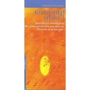 - Breton songs - Kanomp Uhel - Sheet Music - di-arezzo.co.uk
