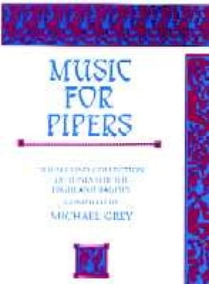 Music For Pipers Volume 2 - Michael Grey - laflutedepan.com