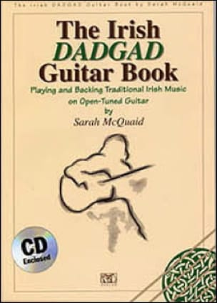 Quaid Sarah Mc - The Irish Dadgad Guitar Book - Partition - di-arezzo.fr