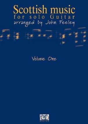Scottish Music For Solo Guitar Volume 1 - laflutedepan.com