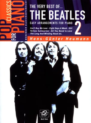 The Very Best Of The Beatles Volume 2 - BEATLES - laflutedepan.com