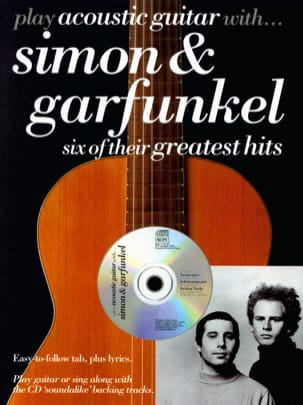 & Garfunkel Simon - Play Acoustic Guitar With... Simon & Garfunkel - Partition - di-arezzo.fr