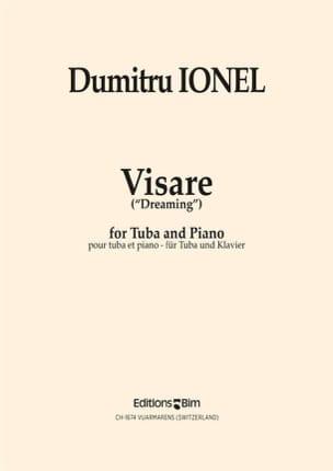 Dumitru Ionel - Visare (Dreaming) - Partition - di-arezzo.fr
