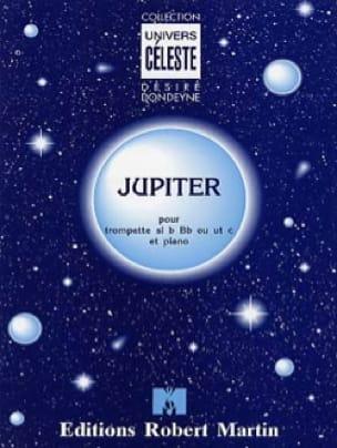 Jupiter Désiré Dondeyne Partition Trompette - laflutedepan