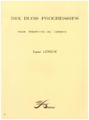 Daniel Leriche - 10 Progressive Duos - Sheet Music - di-arezzo.com