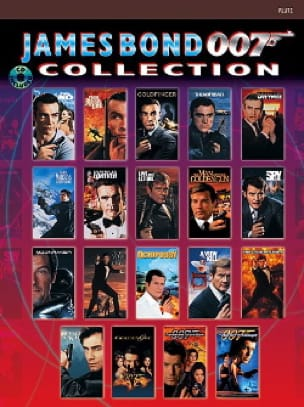 James Bond 007 Collection Partition Flûte traversière - laflutedepan