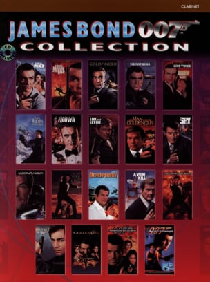 - James Bond 007 Collection - Sheet Music - di-arezzo.co.uk