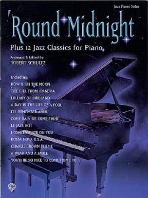 - Round Midnight 12 Jazz Classics - Partition - di-arezzo.fr