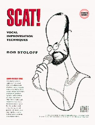 Bob Stoloff - Scat Vocal Improvisation Techniques - Partition - di-arezzo.fr