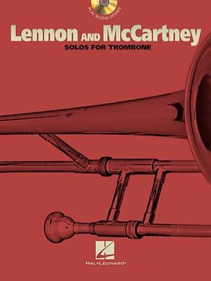 Lennon John / McCartney Paul - Solos For Trombone - Partition - di-arezzo.fr