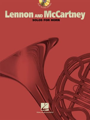 Lennon John / McCartney Paul - Solos For Horn - Partition - di-arezzo.fr