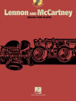Lennon John / McCartney Paul - Solos For Flute - Partition - di-arezzo.fr