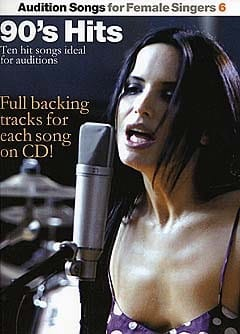 Audition Songs For Female Singers 90's Hits Partition laflutedepan