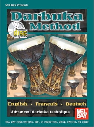 Behnan Gocmez - Darbuka Method - Advance Darbuka Technic - Sheet Music - di-arezzo.co.uk