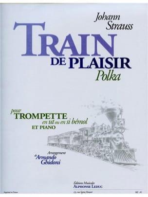 Johann Strauss - Train de Plaisir (Polka) - Partition - di-arezzo.fr