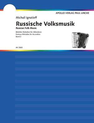 - Russische Volksmusik Volume 2 - Sheet Music - di-arezzo.co.uk