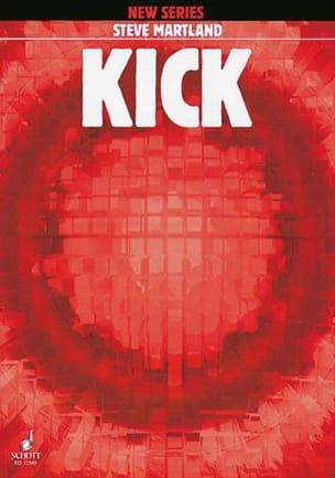 Steve Martland - Kick - Partition - di-arezzo.fr