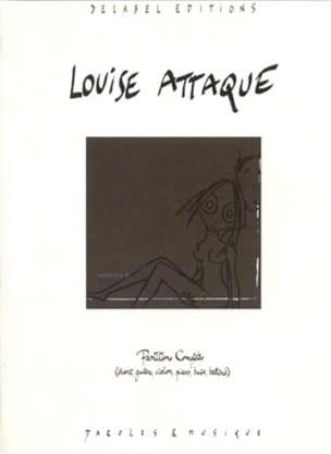 Louise Attaque - Like We Say - ドライバー - 楽譜 - di-arezzo.jp