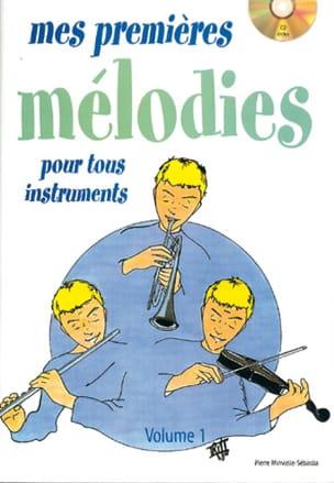 Mes premieres mélodies - Sébastia Pierre Minvielle - laflutedepan.com