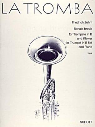Friedrich Zehm - Sonata Brevis - Sheet Music - di-arezzo.com
